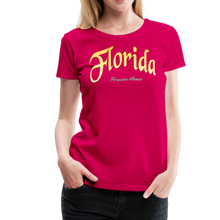 Load image into Gallery viewer, Florida Forever Home Women's T-Shirt - dark pink