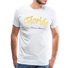 Load image into Gallery viewer, Florida Forever Home Men's T-Shirt - white