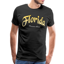 Load image into Gallery viewer, Florida Forever Home Men's T-Shirt - black