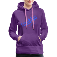 Load image into Gallery viewer, Colorado Like Nowhere Else Women's Hoodie - purple