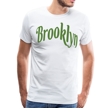 Load image into Gallery viewer, Brooklyn Men's T-Shirt - white
