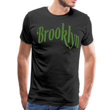 Load image into Gallery viewer, Brooklyn Men's T-Shirt - black