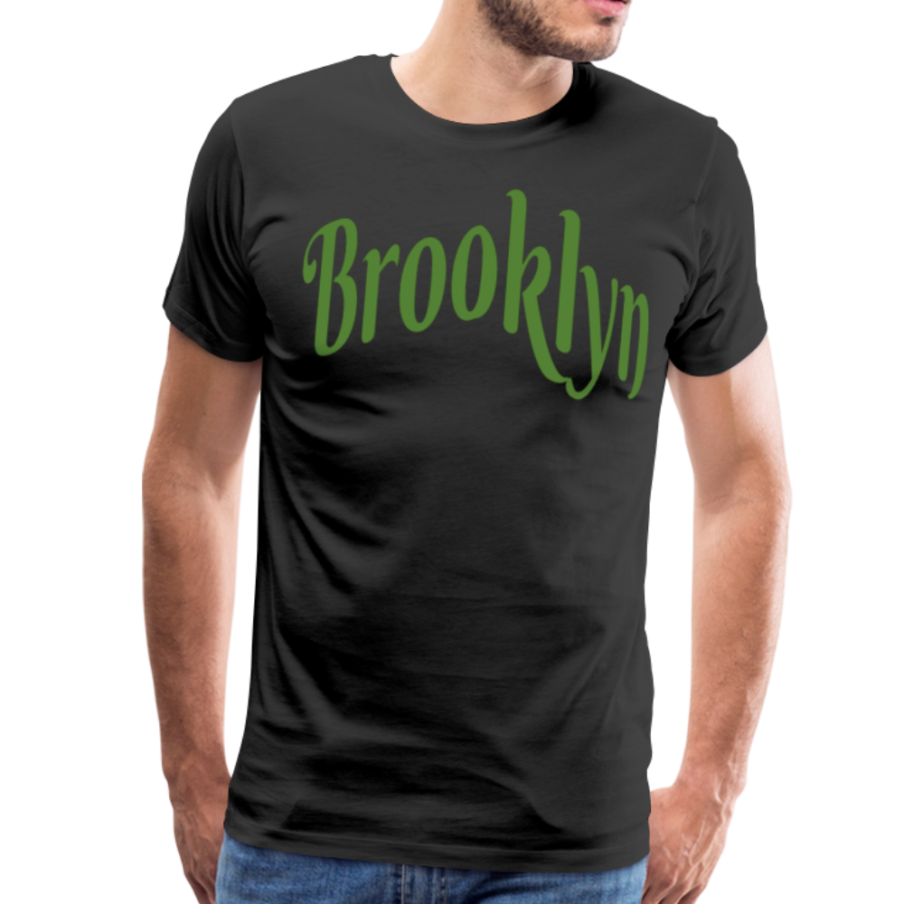 Brooklyn Men's T-Shirt - black