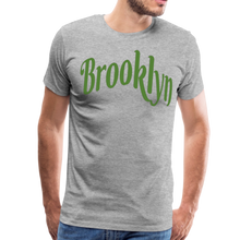 Load image into Gallery viewer, Brooklyn Men's T-Shirt - heather gray
