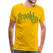 Load image into Gallery viewer, Brooklyn Men's T-Shirt - sun yellow