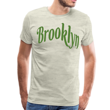 Load image into Gallery viewer, Brooklyn Men's T-Shirt - heather oatmeal