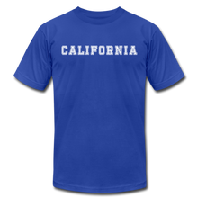 Load image into Gallery viewer, California Nod T-Shirt - royal blue
