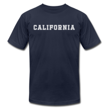 Load image into Gallery viewer, California Nod T-Shirt - navy
