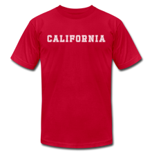 Load image into Gallery viewer, California Nod T-Shirt - red