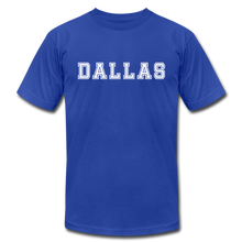 Load image into Gallery viewer, Dallas T-Shirt - royal blue