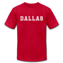 Load image into Gallery viewer, Dallas T-Shirt - red