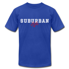 Load image into Gallery viewer, Suburban Life T-Shirt - royal blue