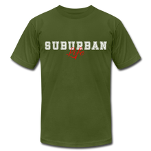 Load image into Gallery viewer, Suburban Life T-Shirt - olive