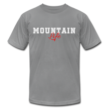 Load image into Gallery viewer, Mountain Life T-shirt - slate