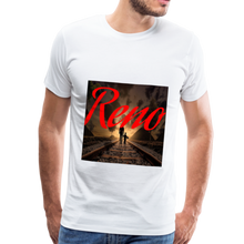 Load image into Gallery viewer, Reno Railroad Men's T-Shirt - white