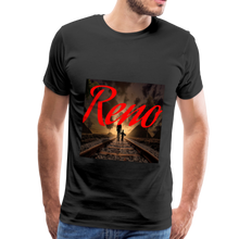 Load image into Gallery viewer, Reno Railroad Men's T-Shirt - black