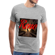 Load image into Gallery viewer, Reno Railroad Men's T-Shirt - heather gray