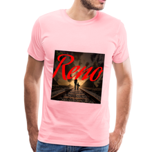 Load image into Gallery viewer, Reno Railroad Men's T-Shirt - pink
