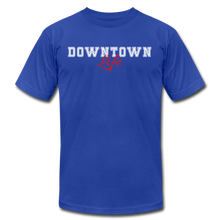 Load image into Gallery viewer, Downtown Life T-Shirt - royal blue