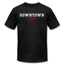 Load image into Gallery viewer, Downtown Life T-Shirt - black