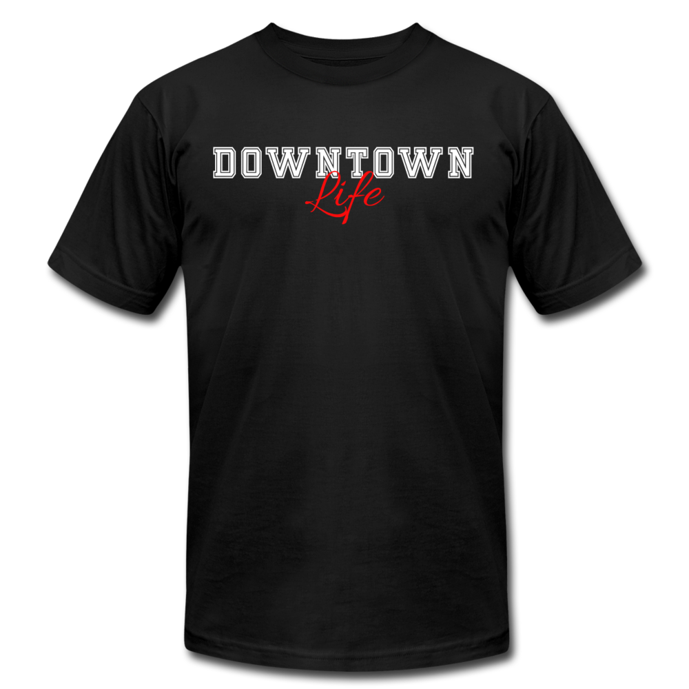 Downtown Life T-Shirt - black