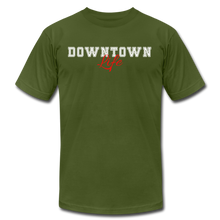 Load image into Gallery viewer, Downtown Life T-Shirt - olive