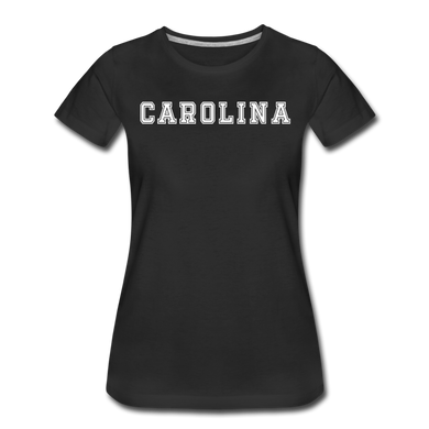 Carolina Women's T-Shirt - black