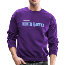 Load image into Gallery viewer, Legendary North Dakota Sweatshirt - purple
