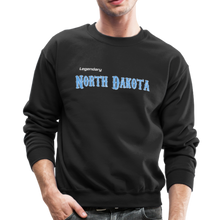 Load image into Gallery viewer, Legendary North Dakota Sweatshirt - black