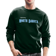 Load image into Gallery viewer, Legendary North Dakota Sweatshirt - forest green