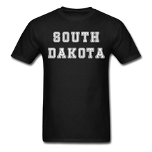 Load image into Gallery viewer, South Dakota T-Shirt - black