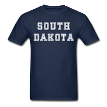 Load image into Gallery viewer, South Dakota T-Shirt - navy