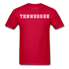 Load image into Gallery viewer, Tennessee T-Shirt - red