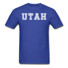 Load image into Gallery viewer, Utah T-Shirt - royal blue