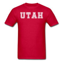 Load image into Gallery viewer, Utah T-Shirt - red