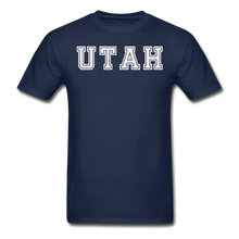 Load image into Gallery viewer, Utah T-Shirt - navy