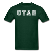 Load image into Gallery viewer, Utah T-Shirt - forest green