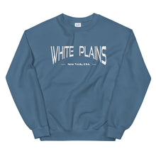 Load image into Gallery viewer, White Plains New York USA Unisex Sweatshirt