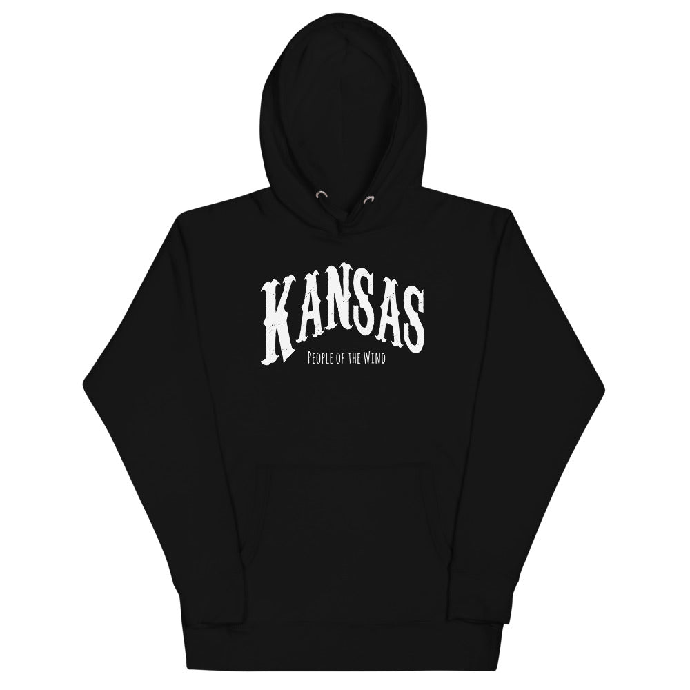 Kansas People of the Wind Unisex Hoodie