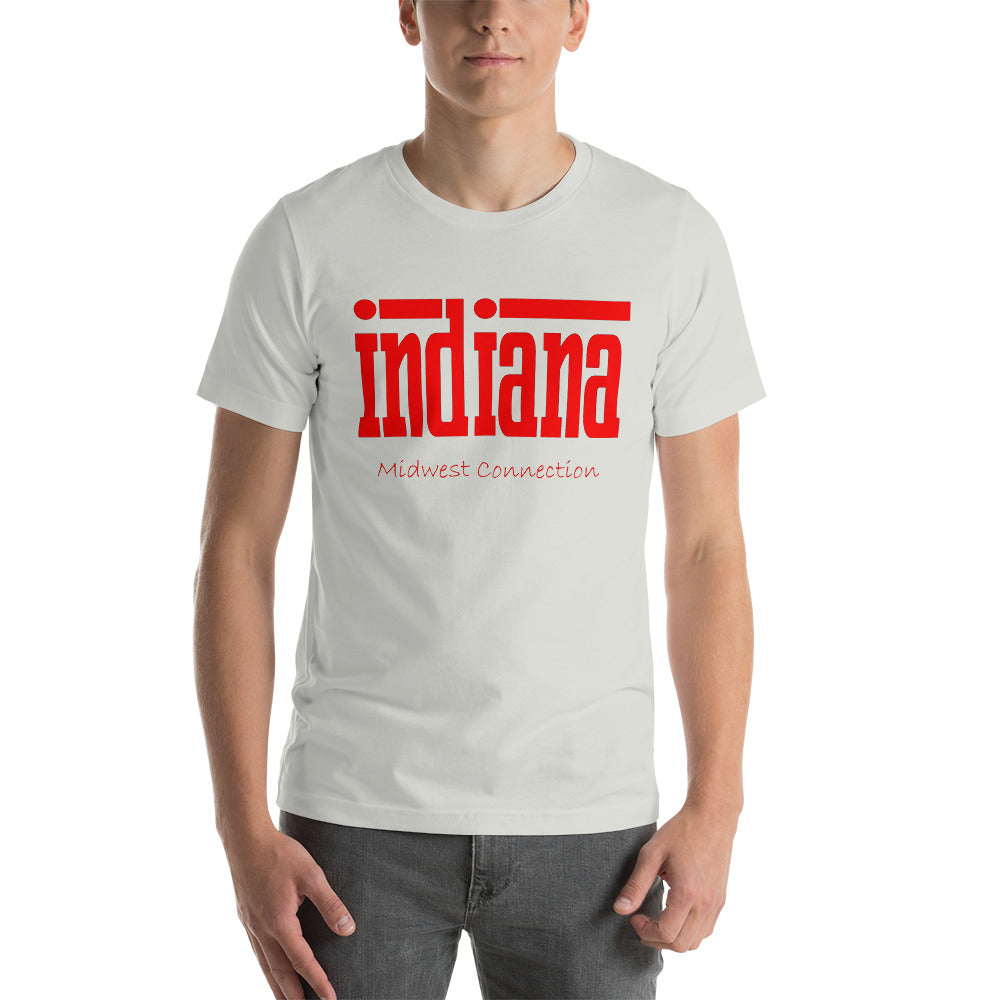 Indiana Midwest Connection Men's T-Shirt