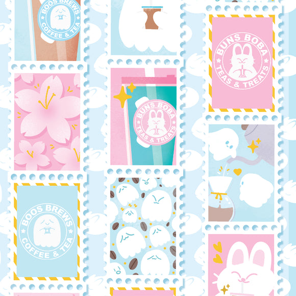 Boo and Bun Cafe Washi PREORDER