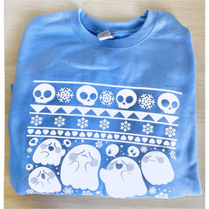 Winter Boo Sweater