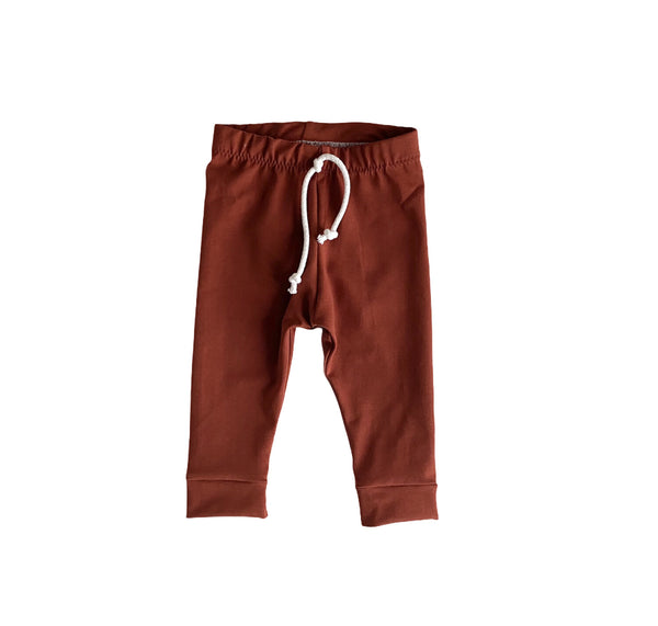 LEGGINGS COPPER