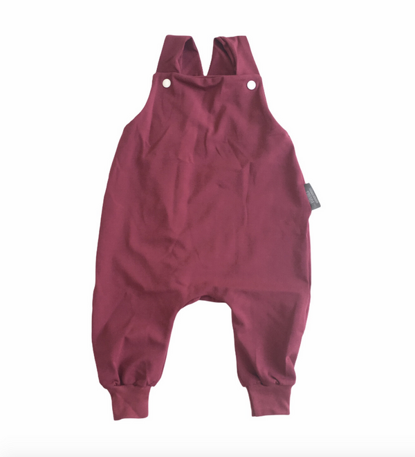 JUMPER BORDEAUX