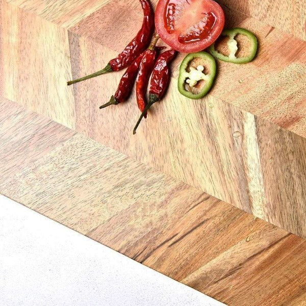 Mori Solid Acacia Chopping Board