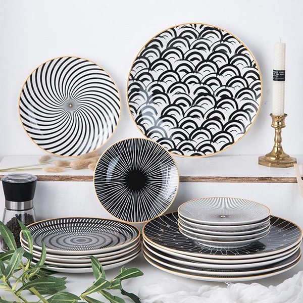 Kumo Plate Collection