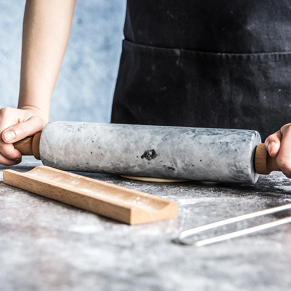 Nendo Marble Rolling Pin