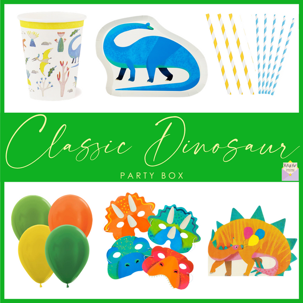 Dinosaur Party Box - Classic