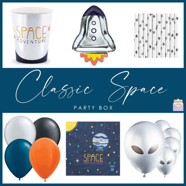 Space Party Box - Classic