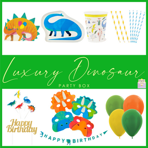 Dinosaur Party Box - Luxury